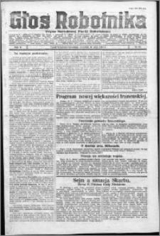 Głos Robotnika 1924, R. 5 nr 61