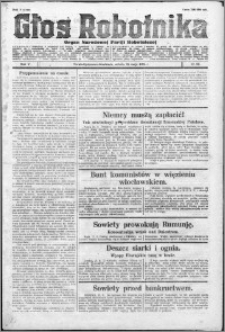 Głos Robotnika 1924, R. 5 nr 62