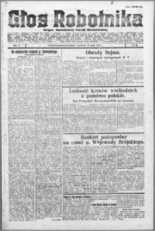 Głos Robotnika 1924, R. 5 nr 64