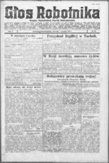 Głos Robotnika 1924, R. 5 nr 93