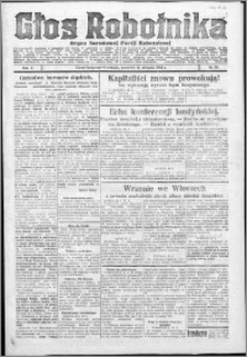 Głos Robotnika 1924, R. 5 nr 99