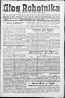 Głos Robotnika 1924, R. 5 nr 105