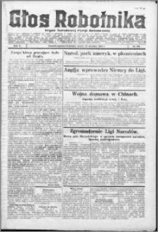 Głos Robotnika 1924, R. 5 nr 109