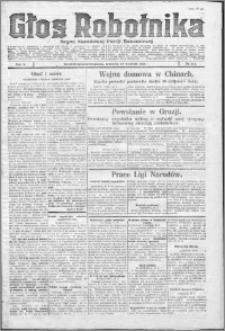 Głos Robotnika 1924, R. 5 nr 111