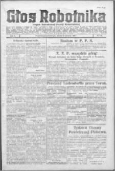 Głos Robotnika 1924, R. 5 nr 113
