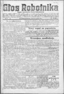 Głos Robotnika 1924, R. 5 nr 116