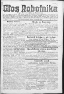 Głos Robotnika 1924, R. 5 nr 117