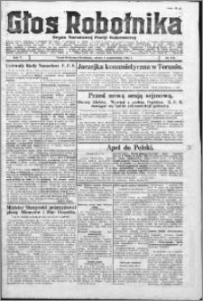 Głos Robotnika 1924, R. 5 nr 118