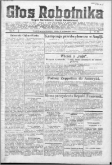 Głos Robotnika 1924, R. 5 nr 122