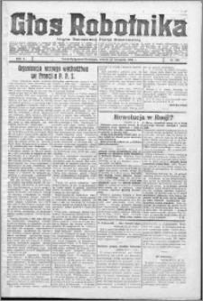 Głos Robotnika 1924, R. 5 nr 140