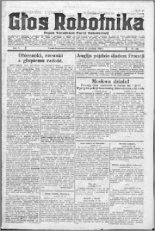 Głos Robotnika 1924, R. 5 nr 151
