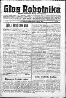Głos Robotnika 1925, R. 6 nr 11