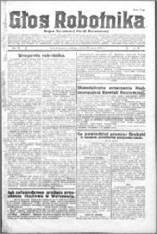 Głos Robotnika 1925, R. 6 nr 36
