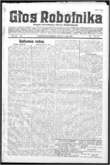 Głos Robotnika 1925, R. 6 nr 54