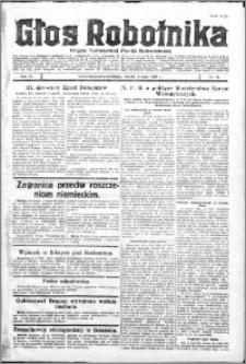 Głos Robotnika 1925, R. 6 nr 56