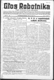 Głos Robotnika 1925, R. 6 nr 58