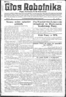 Głos Robotnika 1925, R. 6 nr 61