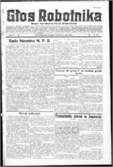 Głos Robotnika 1925, R. 6 nr 63