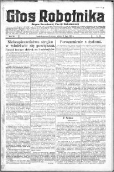 Głos Robotnika 1925, R. 6 nr 80
