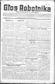Głos Robotnika 1925, R. 6 nr 104