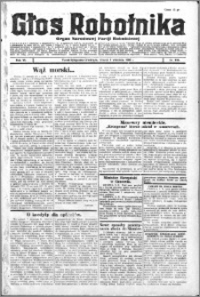 Głos Robotnika 1925, R. 6 nr 105
