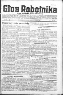 Głos Robotnika 1925, R. 6 nr 107