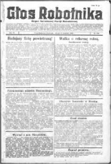 Głos Robotnika 1925, R. 6 nr 108