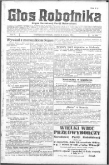 Głos Robotnika 1925, R. 6 nr 112