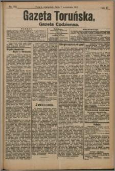 Gazeta Toruńska 1911, R. 47 nr 205