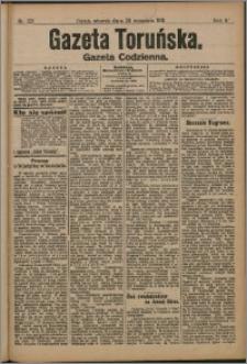Gazeta Toruńska 1911, R. 47 nr 221