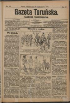 Gazeta Toruńska 1911, R. 47 nr 233