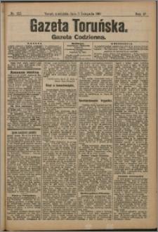 Gazeta Toruńska 1911, R. 47 nr 255