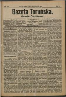 Gazeta Toruńska 1911, R. 47 nr 259