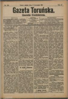 Gazeta Toruńska 1911, R. 47 nr 265