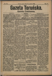 Gazeta Toruńska 1911, R. 47 nr 285 + dodatek
