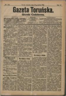 Gazeta Toruńska 1911, R. 47 nr 290