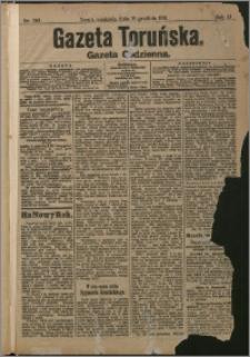 Gazeta Toruńska 1911, R. 47 nr 299 + dodatek