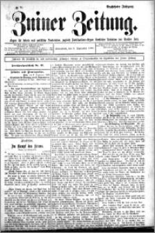 Zniner Zeitung 1903.09.05 R.16 nr 70
