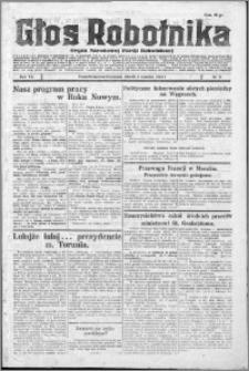 Głos Robotnika 1926, R. 7 nr 3
