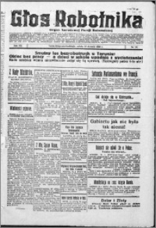 Głos Robotnika 1926, R. 7 nr 13