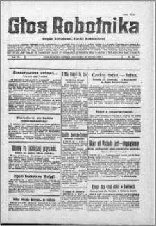 Głos Robotnika 1926, R. 7 nr 22