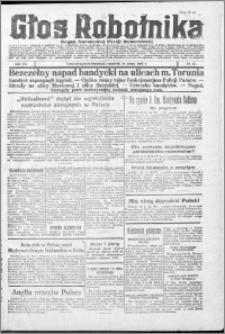 Głos Robotnika 1926, R. 7 nr 45