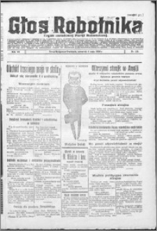 Głos Robotnika 1926, R. 7 nr 120