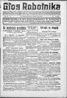 Głos Robotnika 1926, R. 7 nr 123