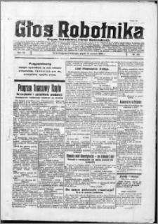 Głos Robotnika 1926, R. 7 nr 168