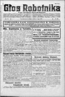 Głos Robotnika 1926, R. 7 nr 184