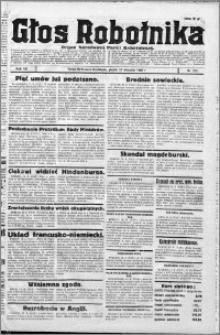 Głos Robotnika 1926, R. 7 nr 212