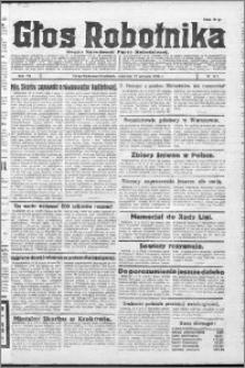 Głos Robotnika 1926, R. 7 nr 217