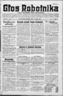 Głos Robotnika 1926, R. 7 nr 233