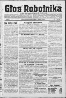Głos Robotnika 1926, R. 7 nr 242